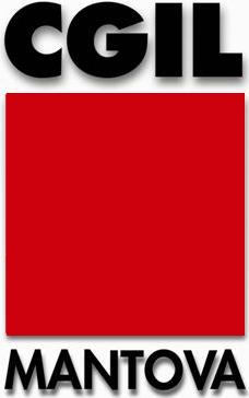 logo cgil mantova