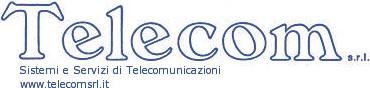 logo telecom srl